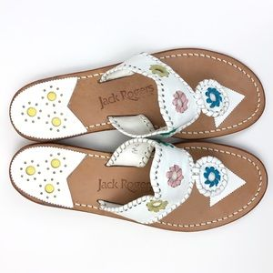 New Jack Rogers Pastel Whip Lace Sandals